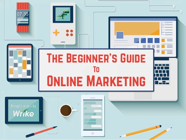 A Beginners Guide to Online Marketing